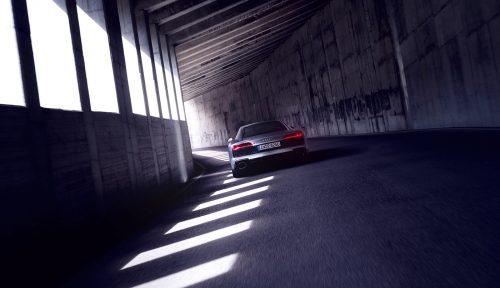 Agnieszka Doroszewicz – Audi R8 RWD – Mountain Landscape Automotive Photography