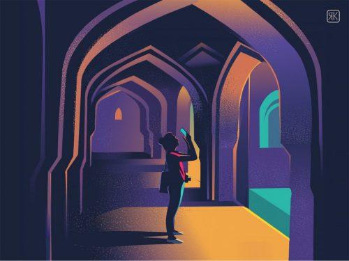 RANGANATH KRISHNAMANI – Illustrations – Bangalore, India
