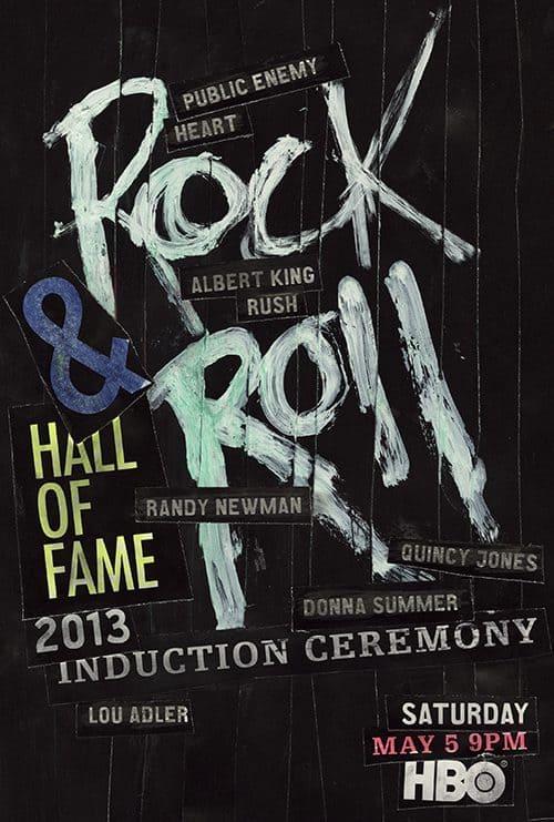 Grunge Key Art by Jason Burnam – Rock & Roll Hall of Fame