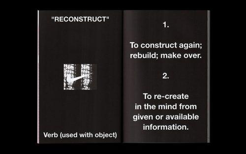 Catalogue studio – Reconstruct – Nike – Magazine Spread