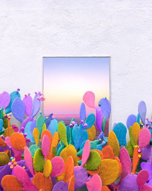 Ramzy Masri – Vibrant Rainbow Spectrum Edits – Cactus