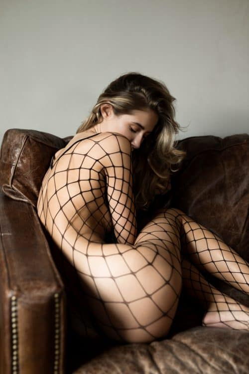 Calin Andreescu – PRIVACY SETTINGS for B-AUTHENTIQUE (Paris France) – Fishnet and Ba ...