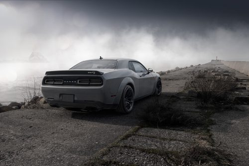 Automobile Car Photography by Arnoldas Ivanauskas – Dodge Challenger SRT 2019