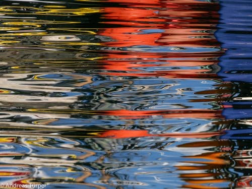 Andreas Turpe – Warped Distorted Water Reflections – References