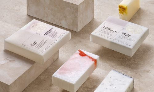 Rich Natural Handcrafted Soap by Project Noir