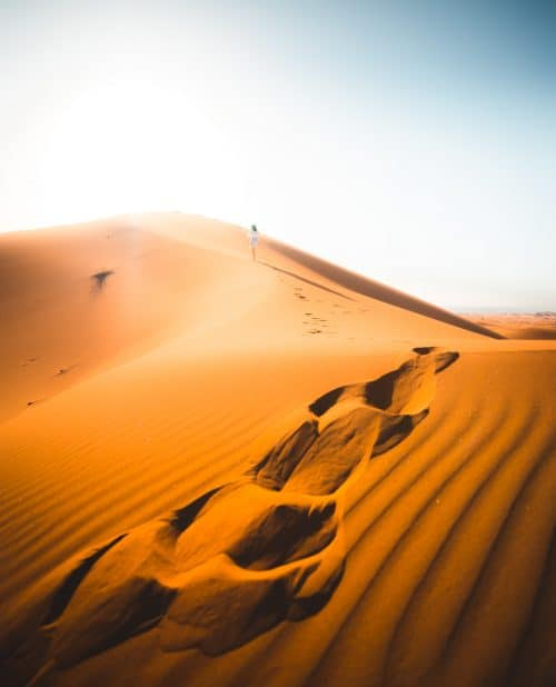Feroz Quazi – Kid India – Photography – Sand Dunes