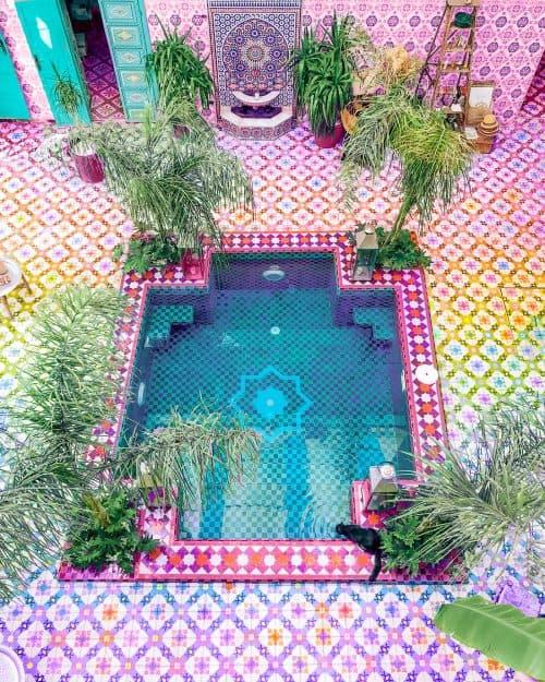 Ramzy Masri – Vibrant Rainbow Spectrum Edits – Pool
