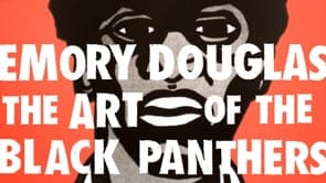 American History – Emory Douglas: The Art of The Black Panthers
