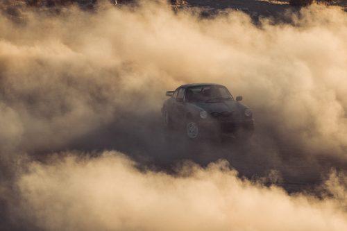 Aaron Brimhall Luxury Automobile Car Photography – Rally Porsche 911 Desert Safari