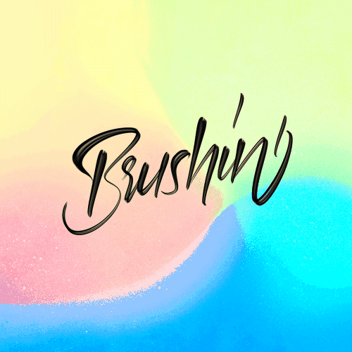 David Glissman – Handwritten Script on iPad – Brushin'
