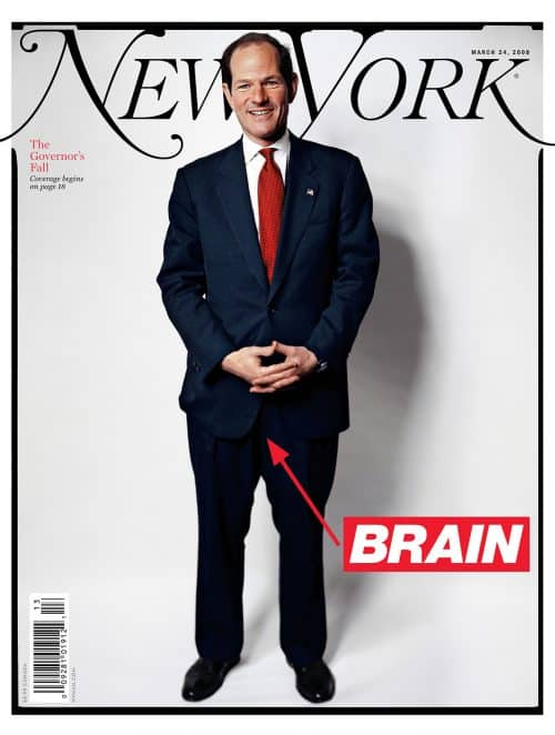 Jody Quon Magazine Cover Designs for New York Magazine – Think with your Head