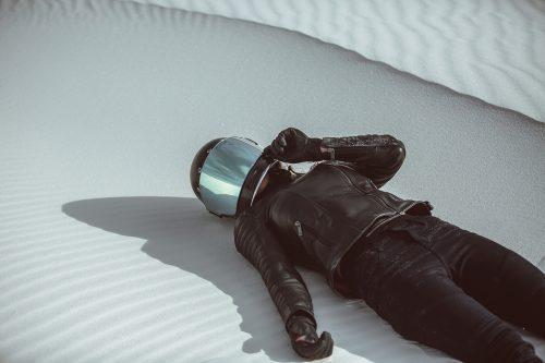 TERRA INCOGNITA – Aaron Brimhall – Photography Female Motorcycle Desert Nature ̵ ...