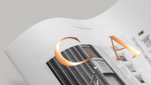 Capital Magazine by Sociodesign