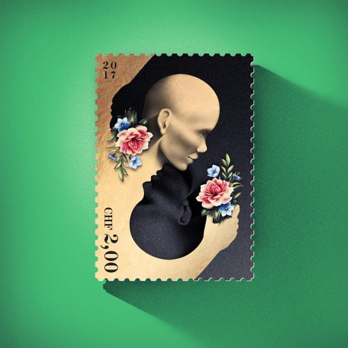 United Nations Illustrated Stamps