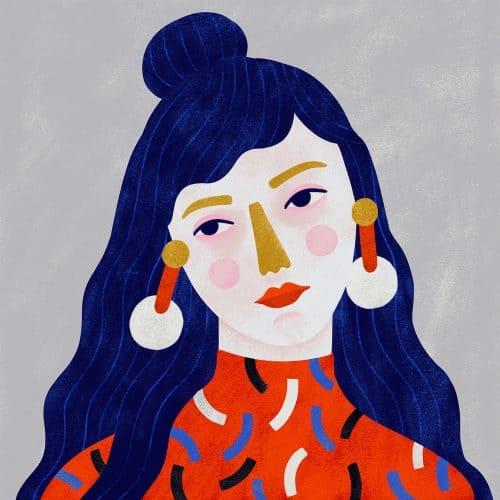 Illustrations by Carmi Grau
