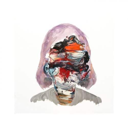 Norris Yim Art – Portrait in Flesh – Mixed Media Digital Painting Silhouettes