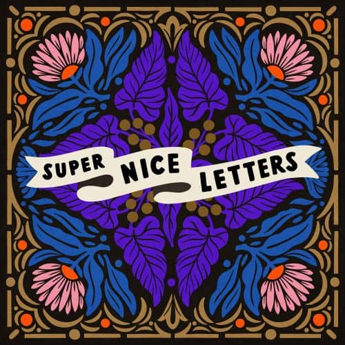 Illustrations by Carmi Grau – Super Nice Letters