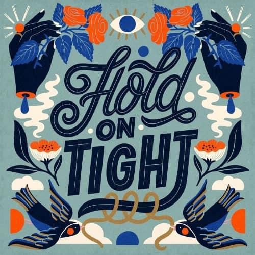 Illustrations by Carmi Grau – Hold On Tight