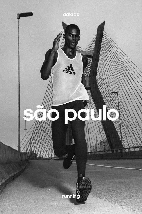 Rodrigo Maltchique Photography – Adidas Sao Paulo Brazil – Running