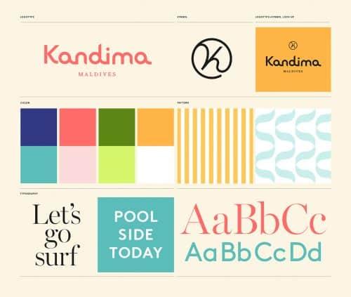 Branding – Kandima – Styleguide