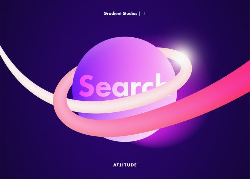 Gradient Studies – Attitude – Search