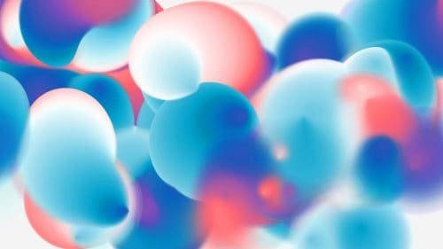 References | Bokeh blurred soft focused round shapes textures