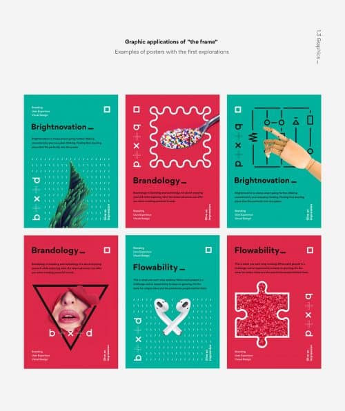 Branding UI UX Design – Brandemic