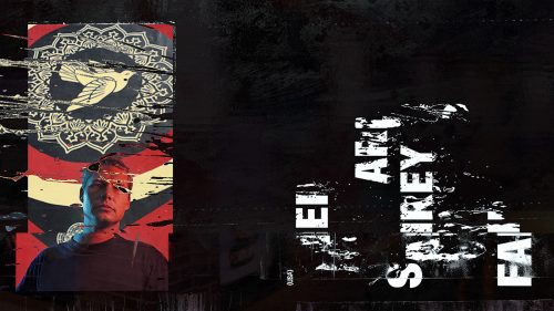 Surface – Grunge Graffiti Street Distressed Obey Design Photography