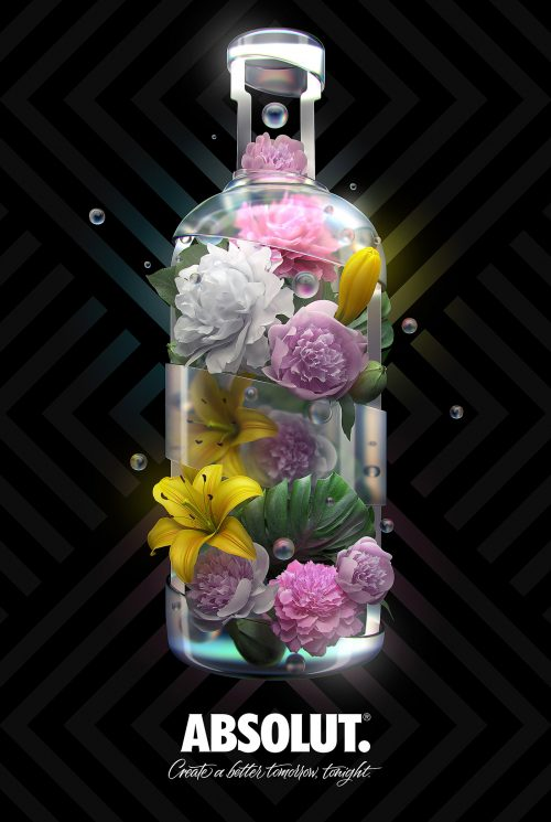Absolute Art – 3D Floral Rendering