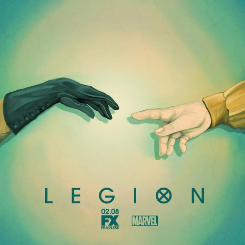 Trippy and Psychedelic social campaign from FX Legion – Illustrations