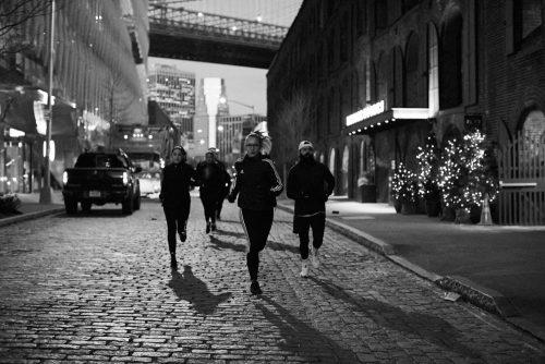 Sam Robinson – Run NYC Adidas – Sports Apparel Outdoor Running Lifestyle Photography