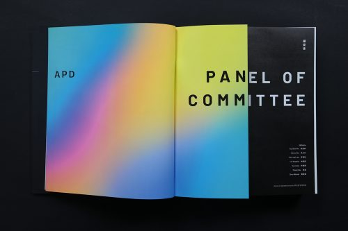 Asia Pacific Design – Holographic Book