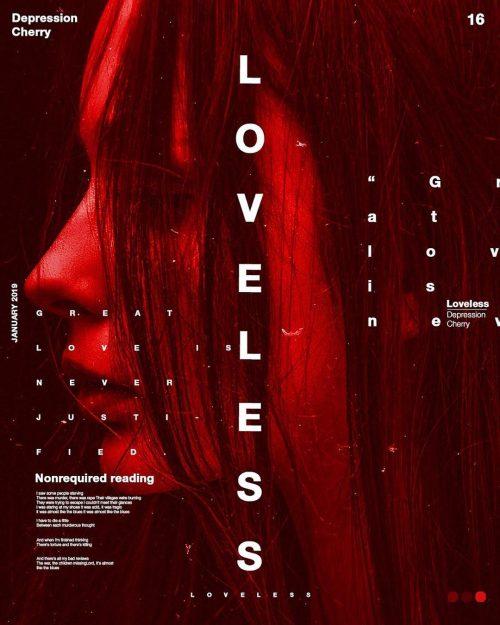 Sushante Bhosle Poster Design – Loveless