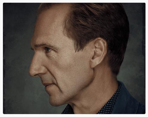 Celebrity Portrait Photography – Ralph Feinnes