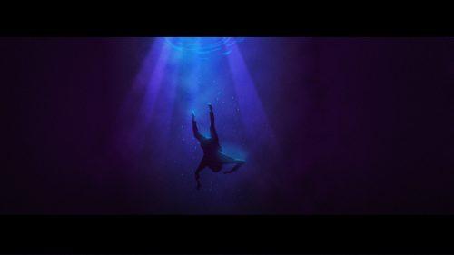 Juan Barabani – Fantasma Futuristic Purple Illustrations