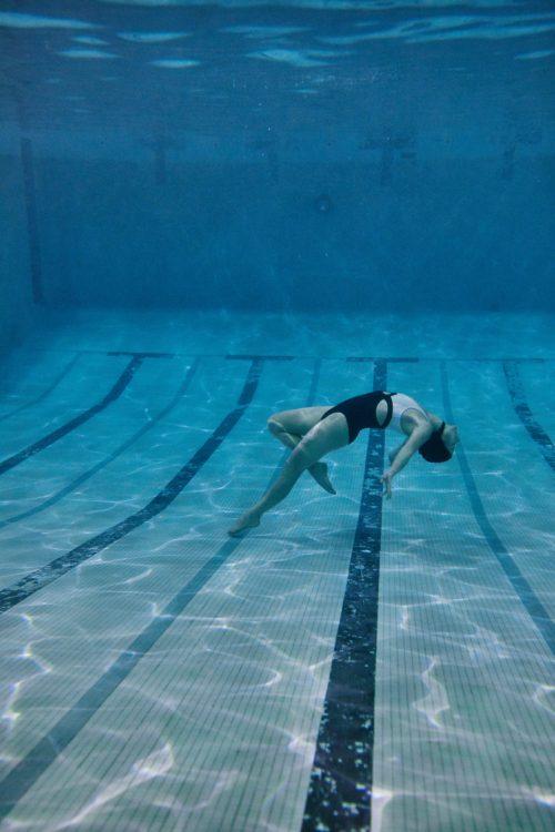 Sam Robinson – Aquatic Dancers – Swim Sport Lifestyle Photography