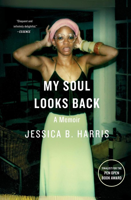 My Soul Looks Back – Book Cover Design