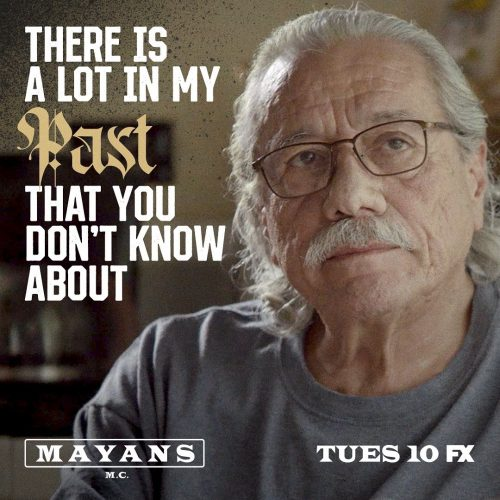 Mayans Motorcycle Club Social Campaign