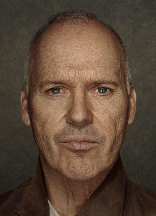 Celebrity Portrait Photography – Michael Keaton