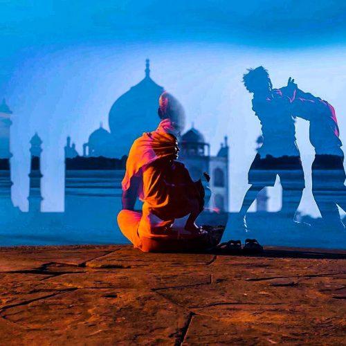 Sushante Bhosle Double Exposure Photography