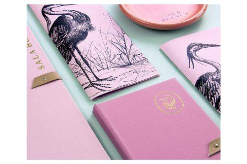 Sala Blanca Product Photography and Branding