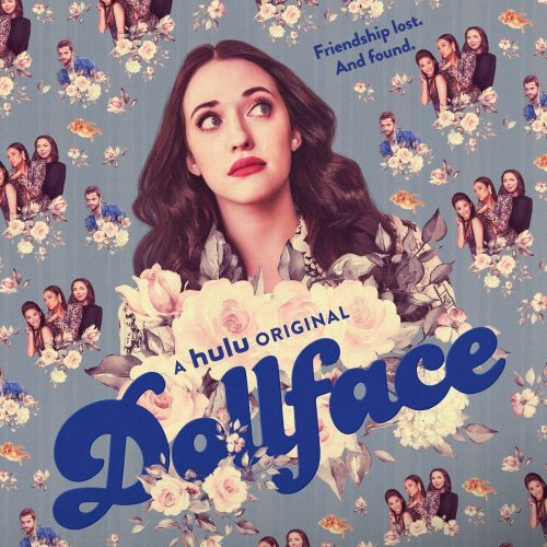 Hulu Dollface Social Campaign – Key Art