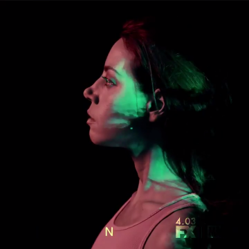 Trippy and Psychedelic social campaign from FX Legion