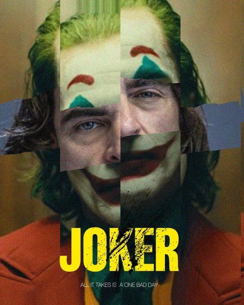 Sushante Bhosle Poster Design – Joker