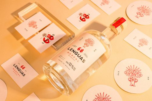 Branding and Product Photography – Lenguas Mezcal Alcohol