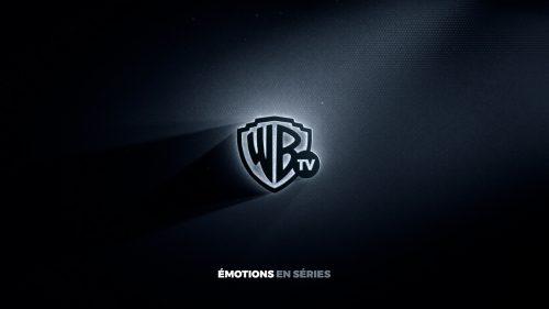 Warner Brothers TV Brand Identity Style Frames