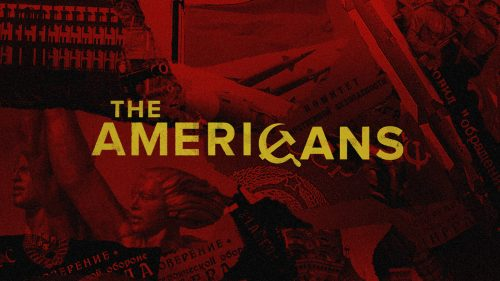 FX The Americans Title Sequence Style Frames