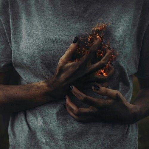 Burning Desire Burning Heart