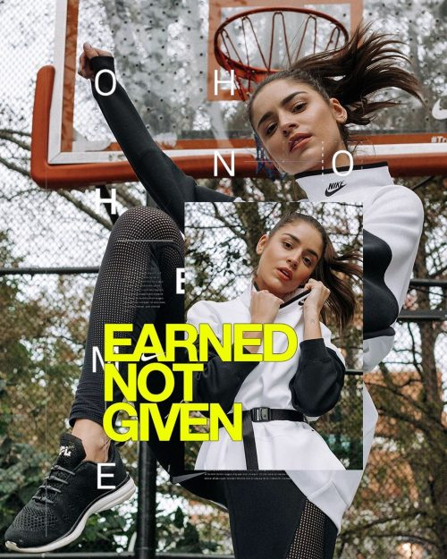 Sushante Bhosle Poster Design – Earned Not Given