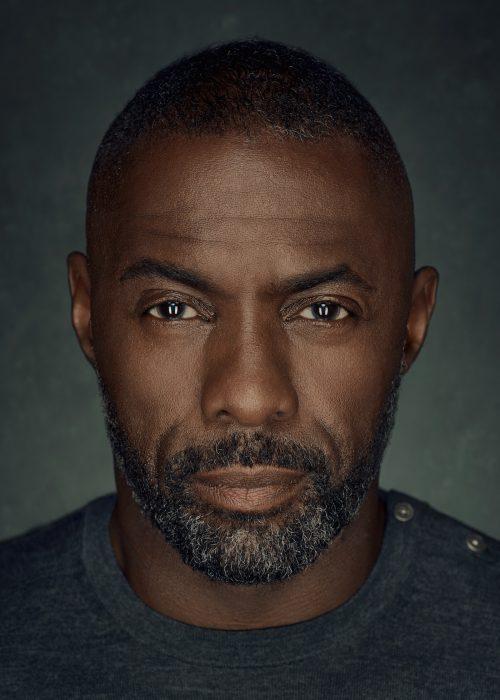 Celebrity Portrait Photographs – Idris Elba